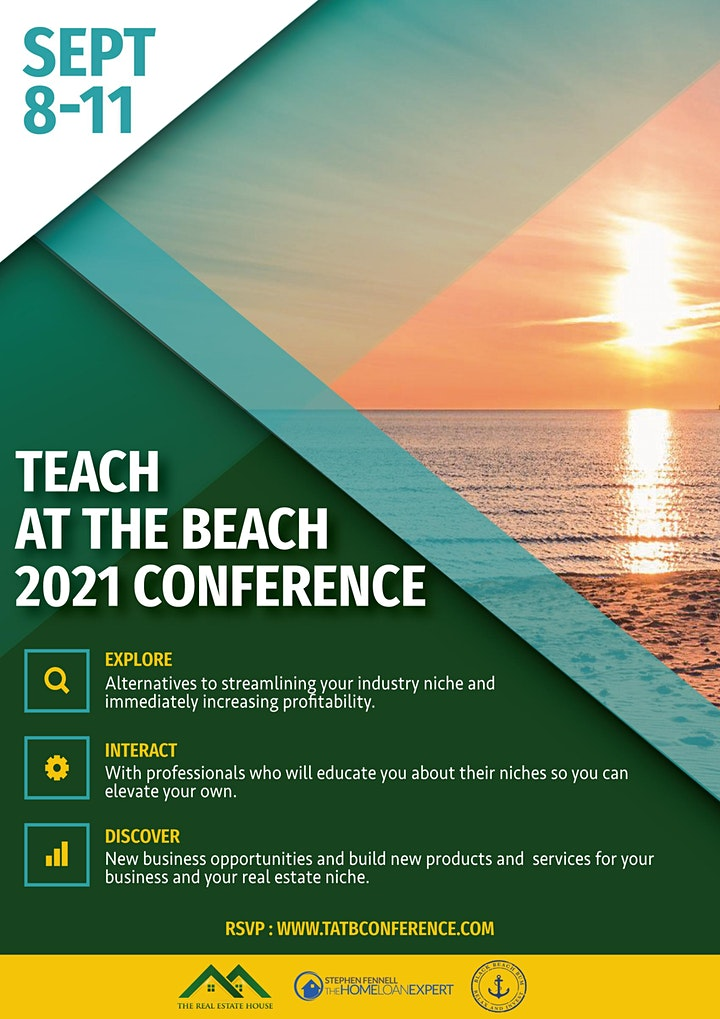 Teach at The Beach 2021 Conference image