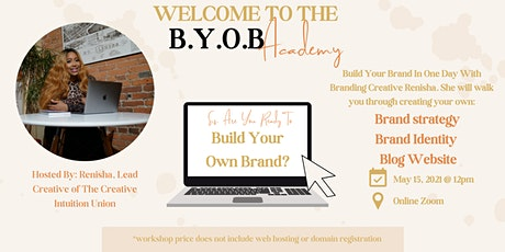 Build Your Own Brand Workshop tickets