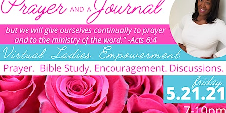 Prayer is Breathing: Virtual Ladies Empowerment tickets