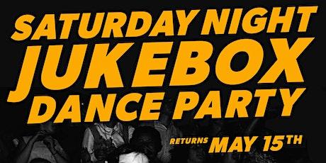 Saturday Night Jukebox Dance Party with DJ Blush tickets