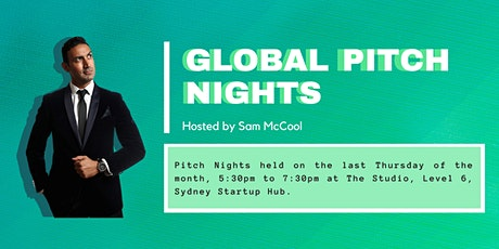 Global Pitch Nights tickets