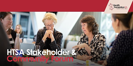 HTSA Stakeholder and Community Forum 2021 tickets