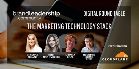 The eCommerce Technology Stack - Digital Round Table entradas