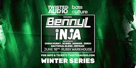 Benny L & Inja - Melbourne tickets