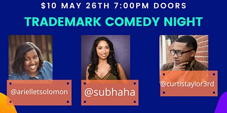 Trademark Comedy Night tickets