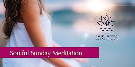 Soulful Sunday Guided Meditation Sunshine Coast tickets