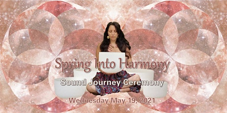 Sound Journey with Crystal Bowls tickets
