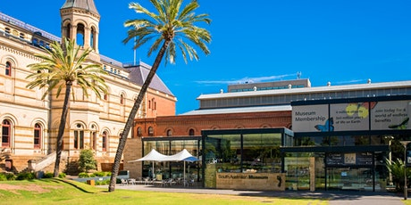 Guided Tour with Lunch - Newmarch Gallery SA Museum Tour : NAIDOC tickets