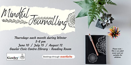 Mindful Journaling tickets