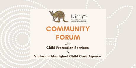 Community Forum tickets