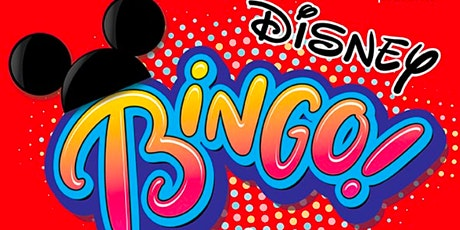 Disney Virtual Bingo tickets