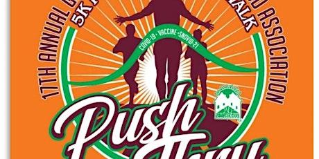 Garden of Eden Neighborhood Association Annual 5K Fun Run and 1 Mile Walk tickets