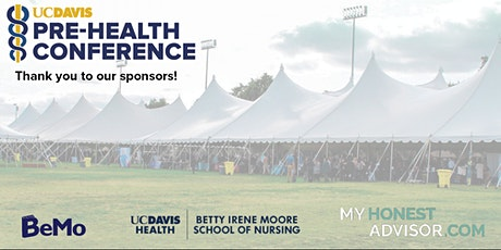 2021 UC Davis VIRTUAL Pre-Health Conference tickets