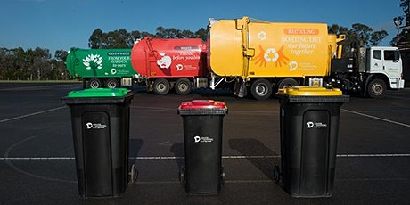 Greater Dandenong Council Waste Services presentation tickets
