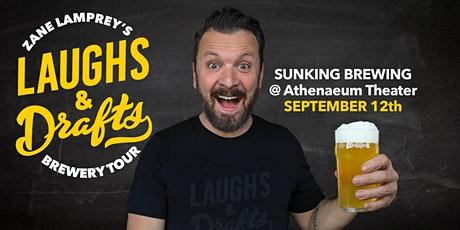 SUN KING BREWING •  Zane Lamprey's  Laughs & Drafts  • Indianapolis, IN tickets
