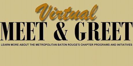 Virtual Meet & Greet tickets