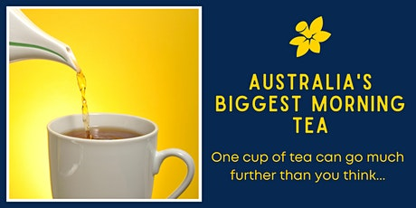 Australia's Biggest Morning Tea at the Pier tickets