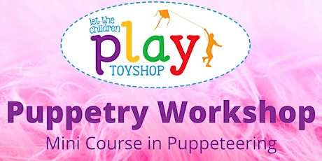 Puppetry Workshop tickets