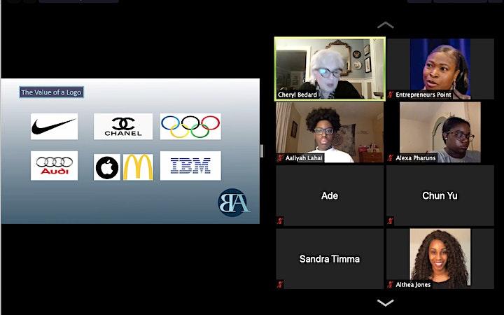 Networking & Brand Marketing- Virtual image