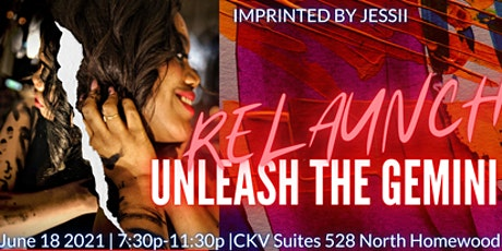 Unleash the Gemini : Part II relaunch tickets