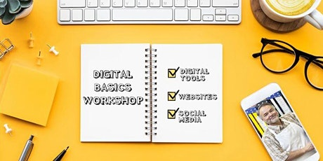 Digital basics workshop tickets