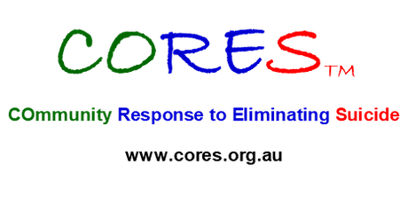 CORES Suicide Prevention Training Mackay tickets