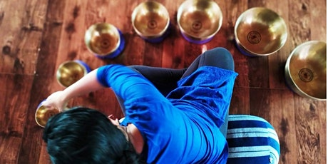Sound Bath and meditation  - Bend it like Bec Studio - Rozelle tickets