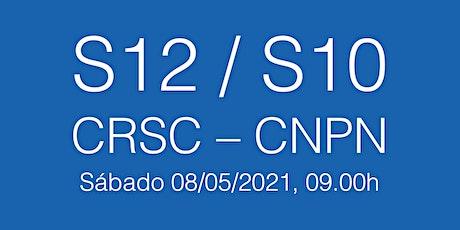 Trobada Escola S12-S10 CRSC - CNPN, sábado 08/05/21 - 09.00h entradas