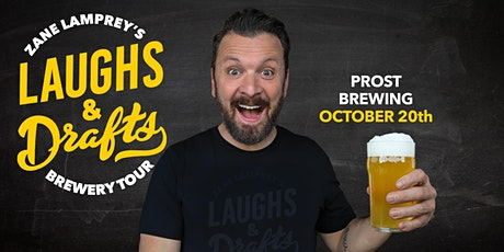 PROST BREWING •  Zane Lamprey's  Laughs & Drafts  • Fort Collins, CO tickets