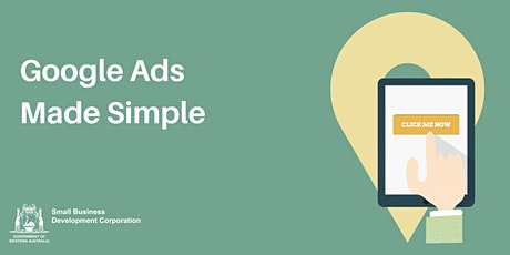 Google Ads Made Simple tickets