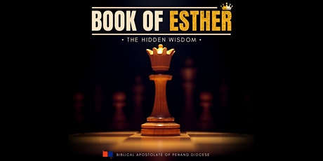 The Book of Esther tickets