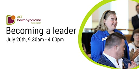 Becoming  a leader: One day workshop for people with disability tickets
