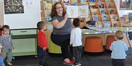 Monday Pram Jam - Coolbellup Library - Kids Event tickets