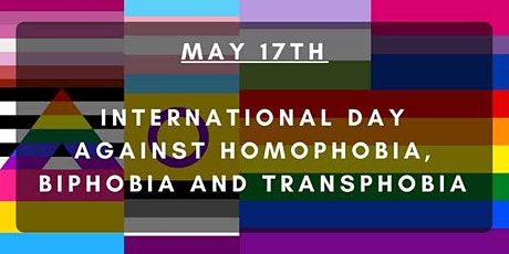 CELEBRATE IDAHOBIT WITH PFLAG PERTH! tickets