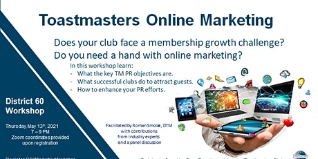 IS YOUR CLUB FACING A CHALLENGE WITH MEMBERSHIP GROWTH? tickets
