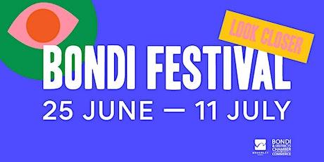 Bondi Festival - Local Business Info Night tickets