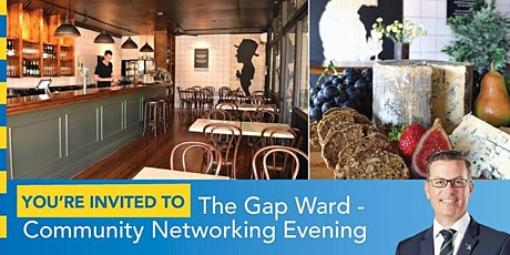 The Gap Ward Community Networking Event tickets