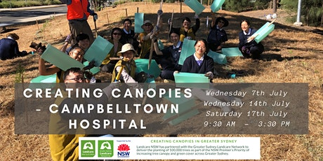 Campbelltown Hospital Tree Planting tickets