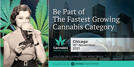 2021 Cannabis Drinks Expo - Visitor Registration Portal (Chicago) tickets