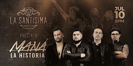 """MANA La Historia"" Un Tributo por Jalapeño Rock tickets"