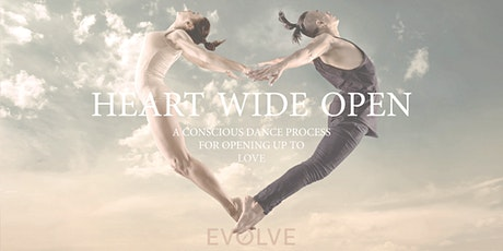 HEART WIDE OPEN: An Ecstatic Dance Experience for Opening up to Love tickets