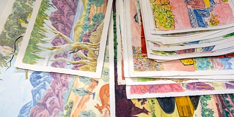 Hands on Watercolour Painting Masterclass tickets