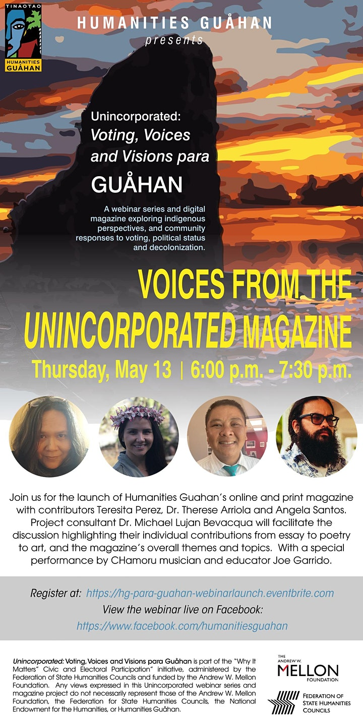 Voices from the Unincorporated Magazine image