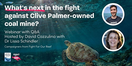 What's next in the fight against Clive Palmer-owned coal mine? tickets