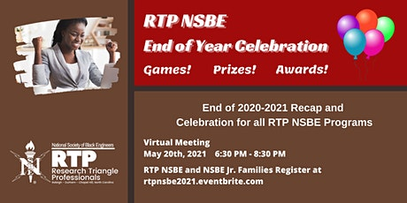 RTP NSBE End of Year Celebration tickets