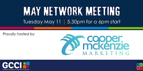 GCCI May '21 Network Meeting tickets