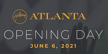 Hillsong Atlanta Opening Day (3rd Service) tickets