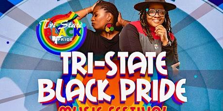 TRISTATE BLACK PRIDE MUSIC FESTIVAL @ THE LEVITT SHELL IN OVERTON PARK tickets