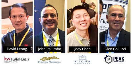 In Person Event: New Jersey's 26th Real Estate Deal Night tickets