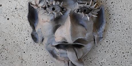 Fantastical Clay Gargoyles, Holiday Art Class for Kids tickets